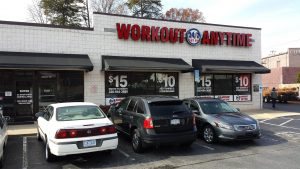 Workout Anytime Greensboro, NC